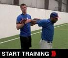 Baseball Shoulder Injury