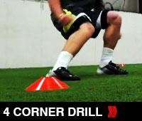 4 Corner Drill