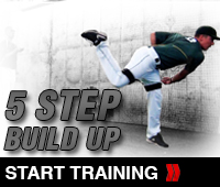 5 Step Pitching Build Up