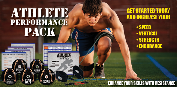 Buy The Athlete Performance Pack