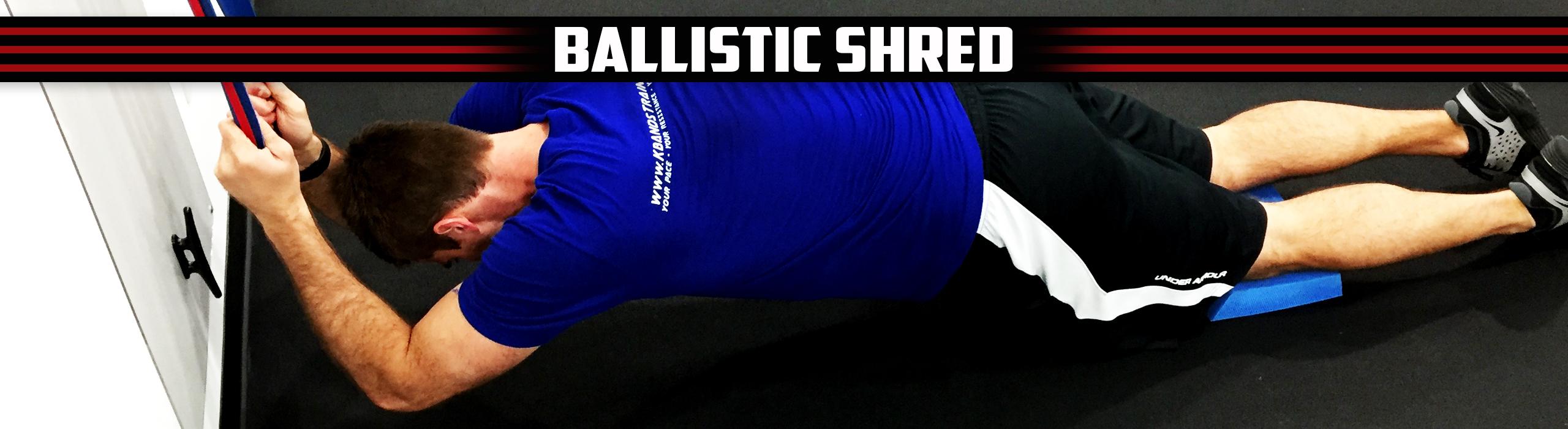 Ballistic Shred