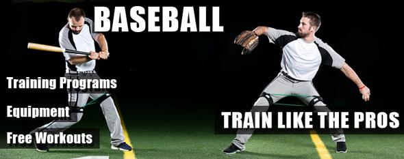 Baseball Training With Kbands Training