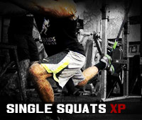 SINGLE SQUATS XP
