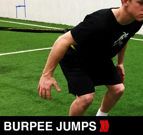 Burpee Jumps
