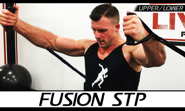Fusion STP Upper/Lower Chest & Triceps