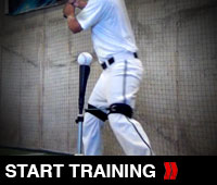 The Perfect Baseball Swing: The Glide Step Drill