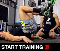 Strength Building Workout for the Hamstrings and Glutes