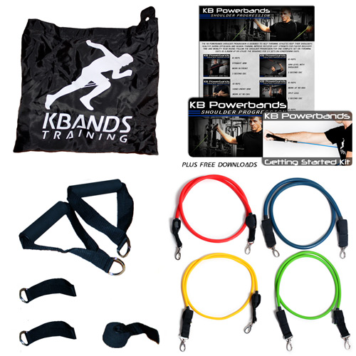 Exercise Bands With Handles Walmart: Total Body Resistance Training