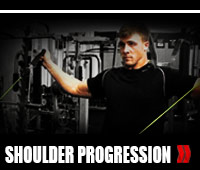 KB PowerBands Shoulder Progression Training