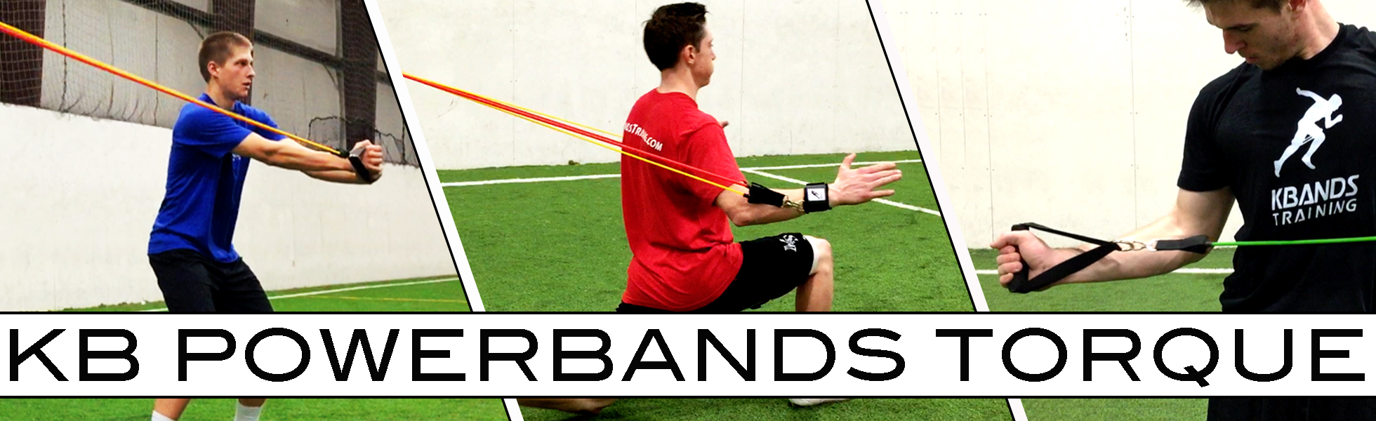 KB Powerbands Torque | Upper Body Resistance Bands Workout