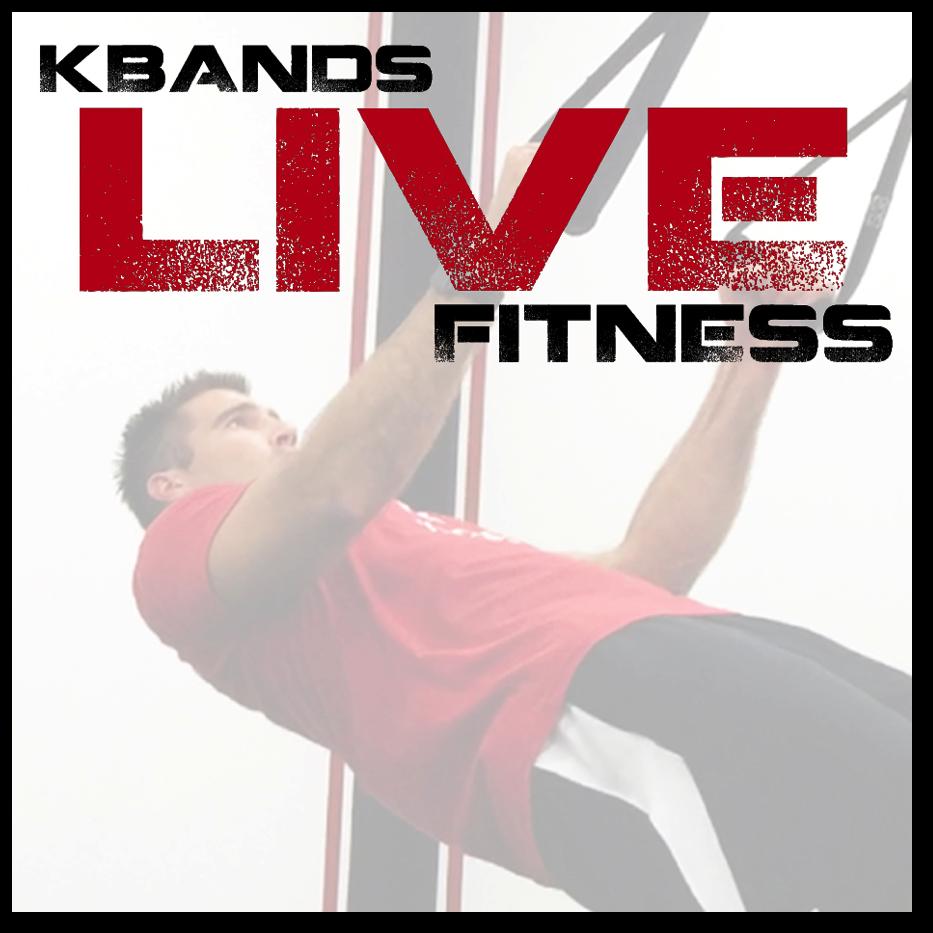 Kbands Live Fitness Videos