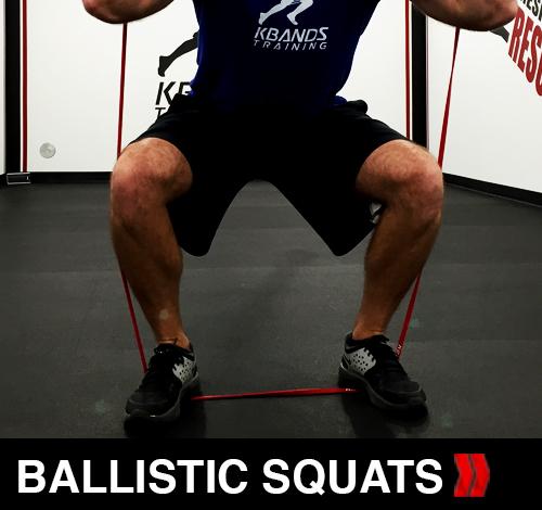Ballistic Squats