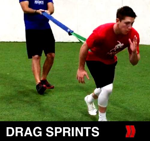 Ballistic Drag Sprints