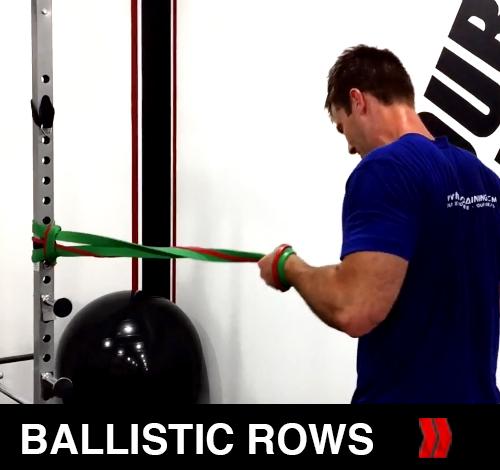 Ballistic Rows