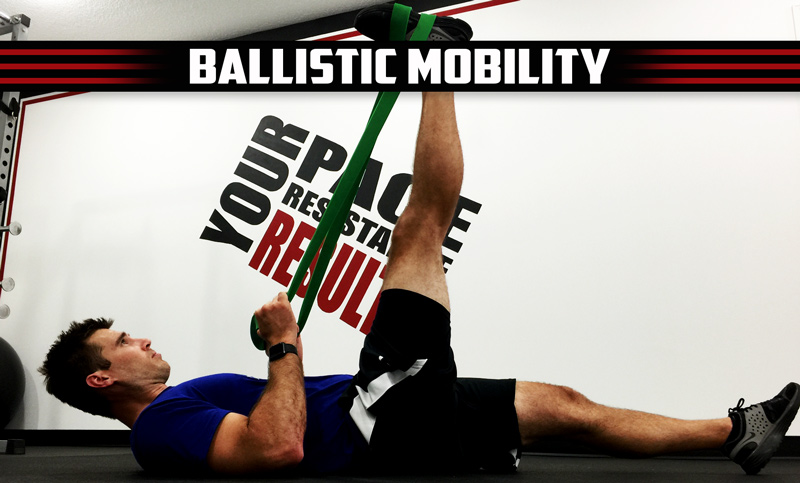 Ballistic Mobility Stretch Digital Trainer