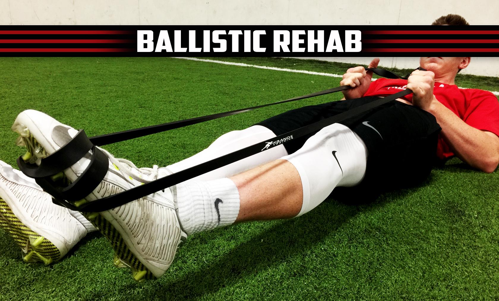 Ballistic Rehab Digital Trainer