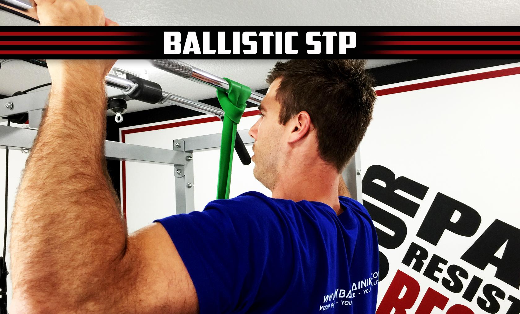 Ballistic STP Digital Trainer
