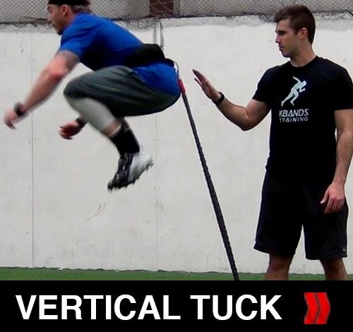 Vertical Tuck Jumps