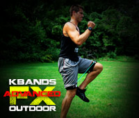 Outdoor FX Advanced Workout Kbands Cardio