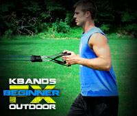 Outdoor FX Beginner KB Powerbands Row Plus KB Duo Row