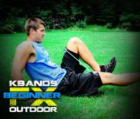Outdoor FX Beginner Kbands Ab Circuit