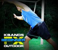 Outdoor FX Beginner Kbands Oblique Knee Ups