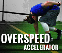 Overspeed Accelerator