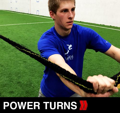 Power Turns