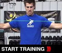 Shoulders and Back   Suspension Training