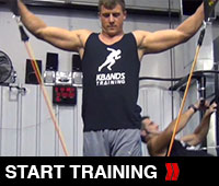 Shoulder Workout   How To Get Strong Shoulders