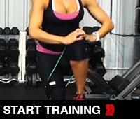 Body-Sculpting Thigh Workout