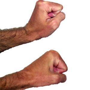 Straight Wrist